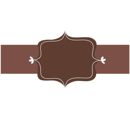 Brown pattern Stock Photo