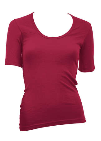 Women in red thermal underwear