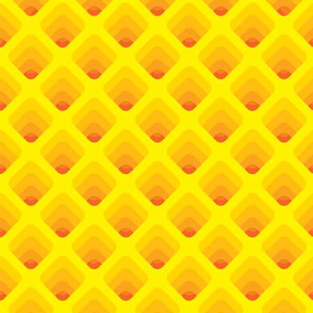 Set of geometric seamless patterns  Illustration