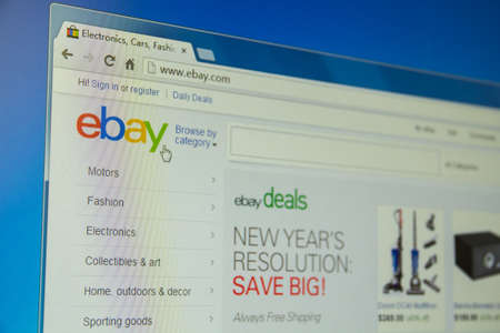 ebay Stock Photo - 18888969
