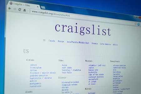craigslist Editorial