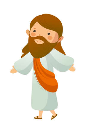 Jesus Christ  Stock Vector - 15945911