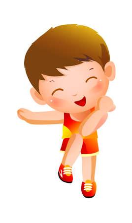 한 사람 만: 행복 소년의 초상화