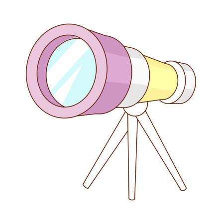 Telescope Stock Vector - 15902085