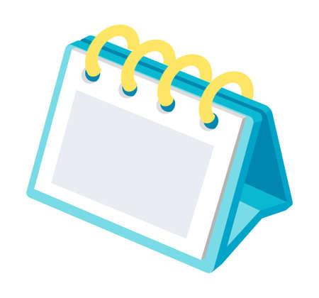 icono de calendario: Vector icono del calendario