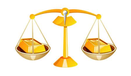 lingot or: vecteur ic�ne or et de l'ampleur