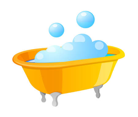 icon bath Stock Vector - 15920127