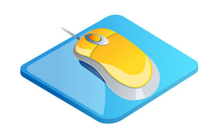 scroll wheel:  icon mouse Illustration