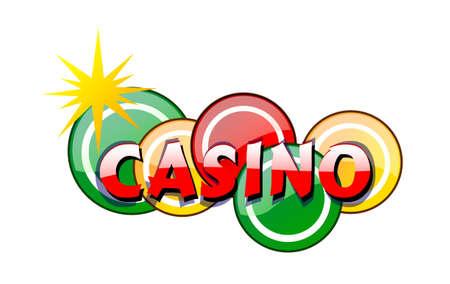 vector icon casino Vector