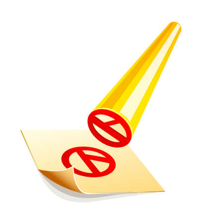 icon vote Stock Vector - 15938913