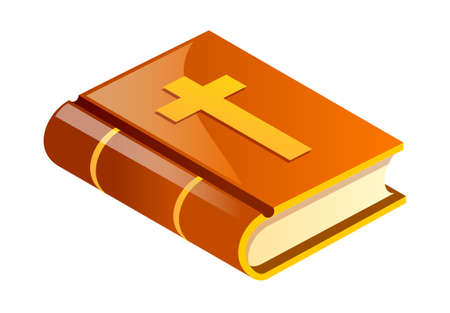 vector icon bible Stock Vector - 15993976