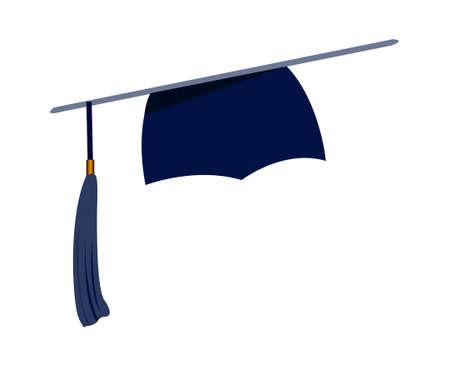 mortarboard: icon graduation cap
