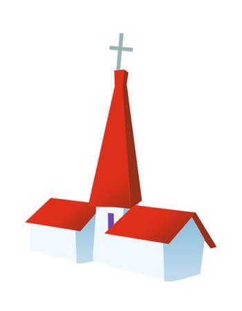 icon church Stock Vector - 15991146