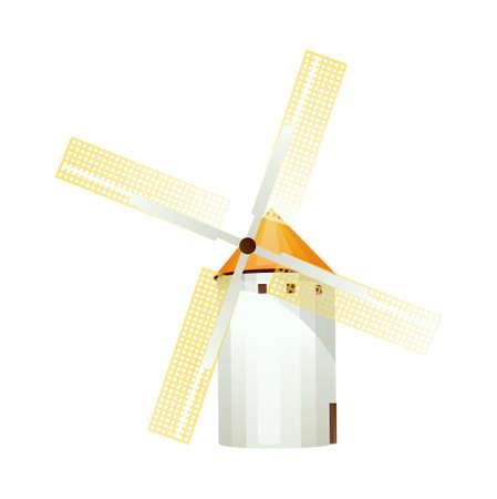 icon windmill Stock Vector - 15995587