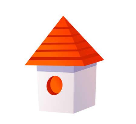 icon house Stock Vector - 15894832