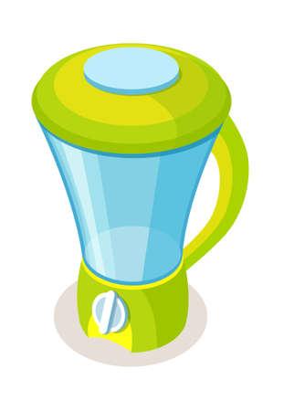 licuadora: icono licuadora Vectores