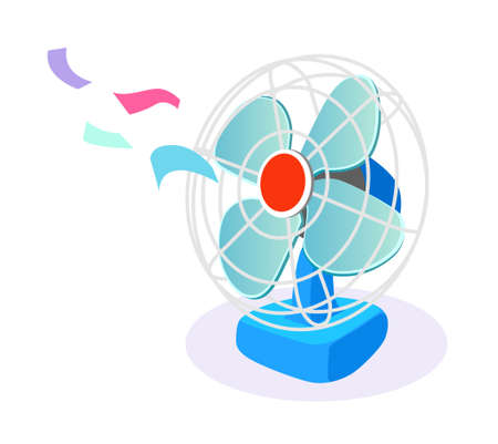 icon fan Vector