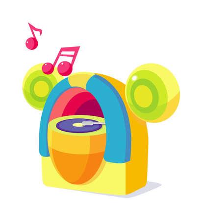 boite a musique: bo�te � musique ic�ne