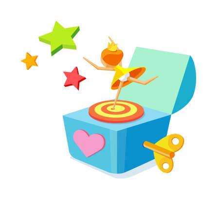 icon music box
