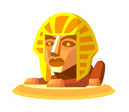 sphinx: icona sfinge