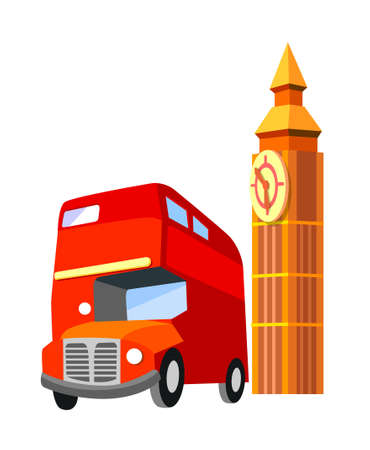 icon london Stock Vector - 15939549