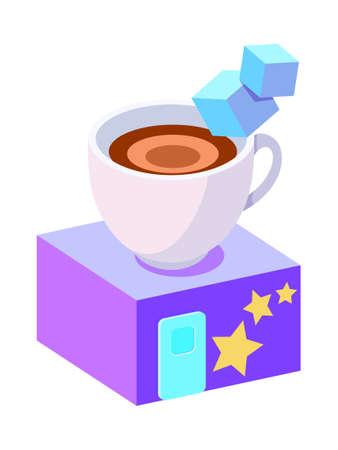 icon cafe cute Stock Vector - 15929971