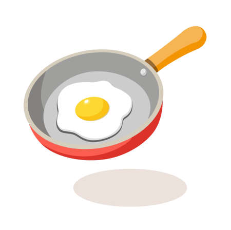 icon frying pan