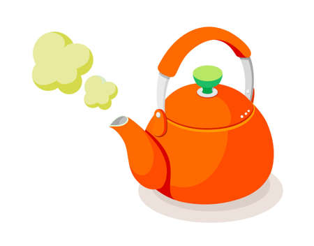 icon kettle Illustration