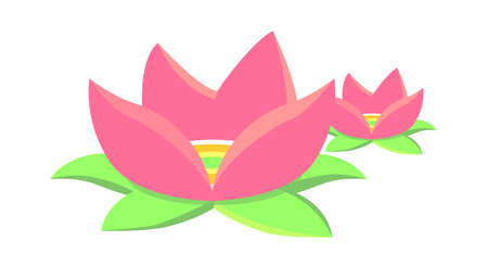 icon flower Vector