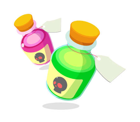 icon bottle Stock Vector - 15916910