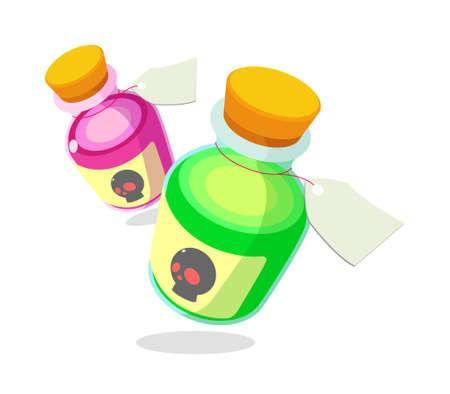 icon bottle Stock Vector - 15916910