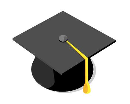 graduates: icon graduation cap
