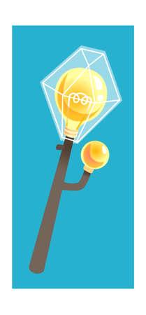 уличный фонарь: iocon уличный фонарь