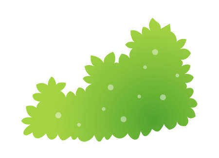 icon bush Stock Vector - 15894881