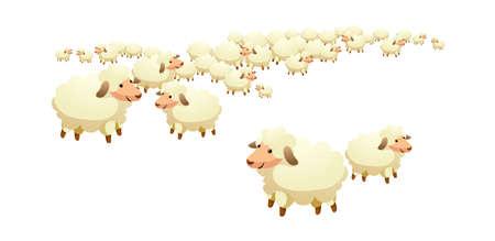 icon sheep Stock Vector - 16014740