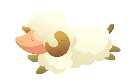 icon sheep Stock Vector - 15988991