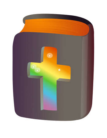 icon Bible Stock Vector - 16014914