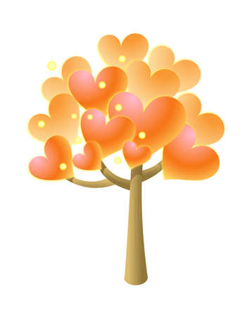 icon tree Stock Vector - 16014941