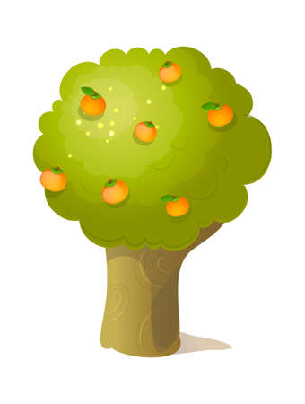 icon tree Stock Vector - 16014896