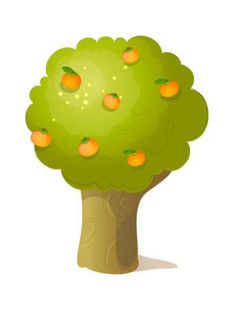 icon tree Stock Vector - 16014896