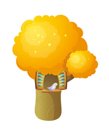 icon tree Stock Vector - 16014862