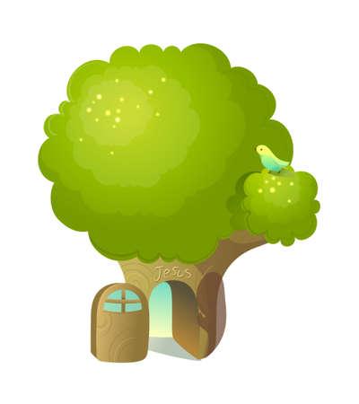icon tree Stock Vector - 16014910