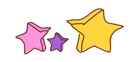 Stars icon Stock Vector - 15948558