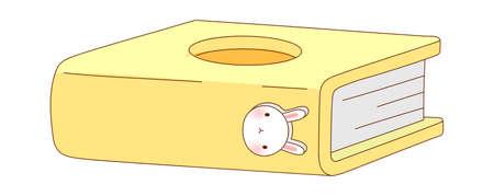 rabbit hole: vector icon