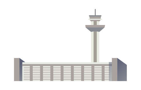 airport: Vector Icon