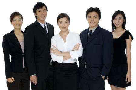 Asian professional business organizations