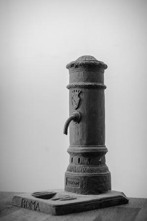 Fuente. Fuente romana