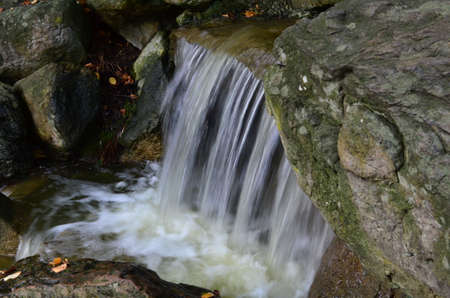 purely: Small waterfall edge