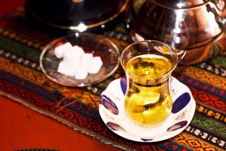 Oriental Tea Stok Fotoğraf