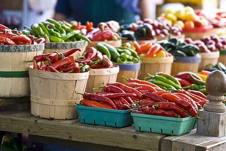 europeans: Pepper Stock Photo